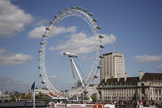 Private half OR full day tour of London with private driver/guide Hotel Pick Up