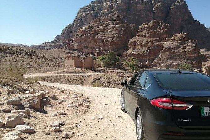 Full day Tour to Petra from Amman or Dead Sea photo 6