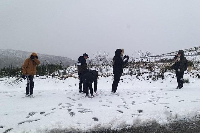 Snow Experience in Serra da Estrela - An adorable place of natural beauty!