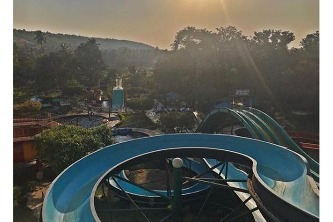 Splashdown Water Park Goa Ticket