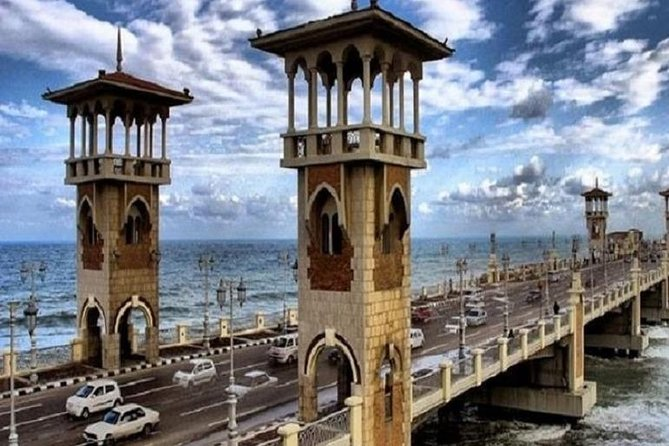 Private Tour to Alexandria from Cairo by Car
