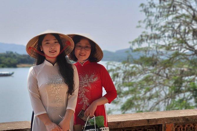 Hue Imperial City Daily Group Tour via Hai Van Pass from Hoi An