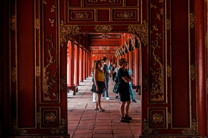 Hue Imperial City And Cruise on Perfume River Private Tour