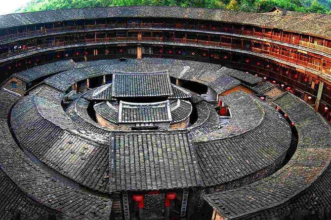 Full-Day Yongding Hakka Tulou Private Tour from Xiamen