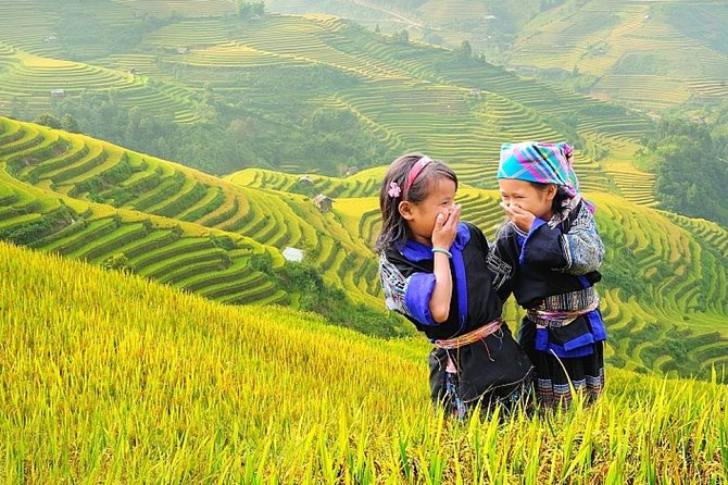 Trekking to Cat Cat Village Day Tour from Sapa