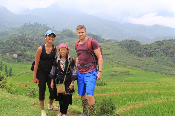 Challenge to discover all views of Sapa: Cat Cat, Y Linh Ho, Lao chai, Ta Van