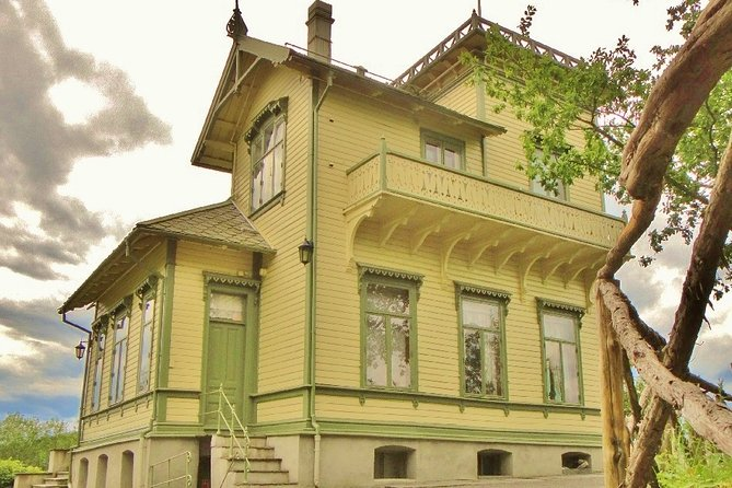PRIVATE TOUR: Bergen and Edvard Grieg house, 2.5 hours