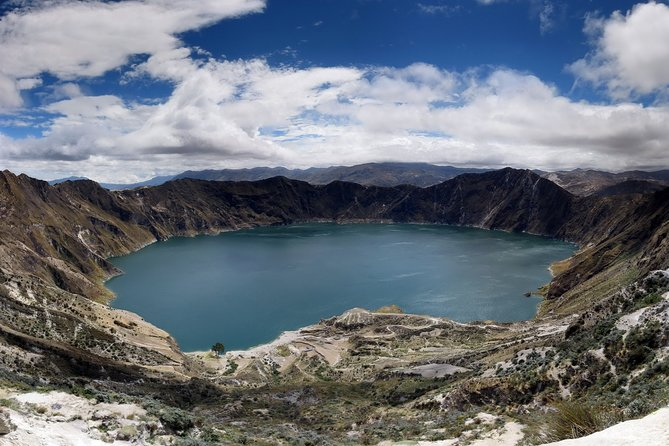 Full-Day Private Tour to Quilotoa with Lunch