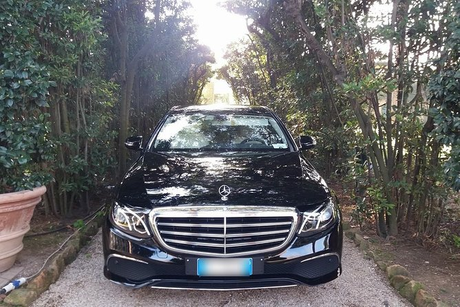 Luxury transfer service from Sorrento to Rome or Rome to Sorrento