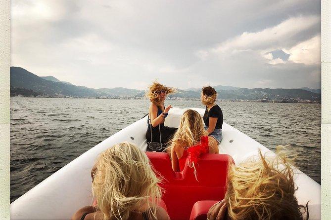 Boat Tour through Portovenere and Tellaro