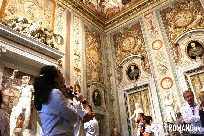 Borghese Gallery Virtual Tour with Expert Art Historian Guide (Times in EST)