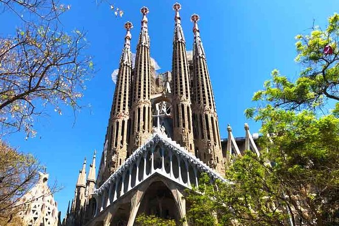 Gaudi's Barcelona Virtual Tour with Expert Guide (Times in EST)