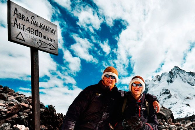 Salkantay Trekk 5 Days - ||All Included||