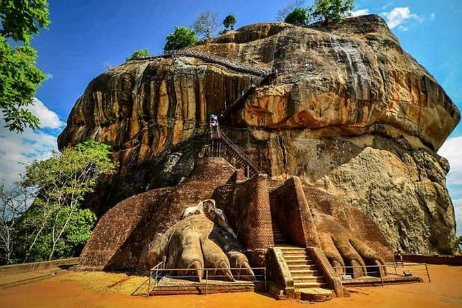 Dambulla Sigiriya Tour with Hotel Pick Up