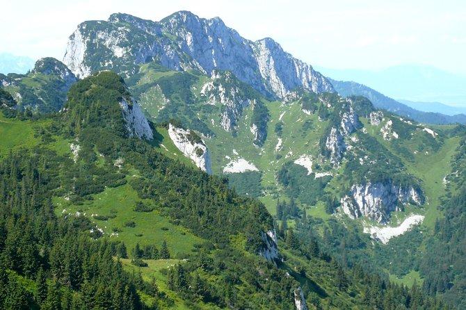 Hiking tour Brauneck - Benediktenwand