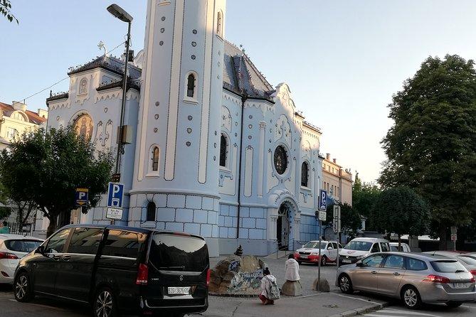 10 days tour from Zagreb, Beograd, Budapest, Krakow to Warszaw