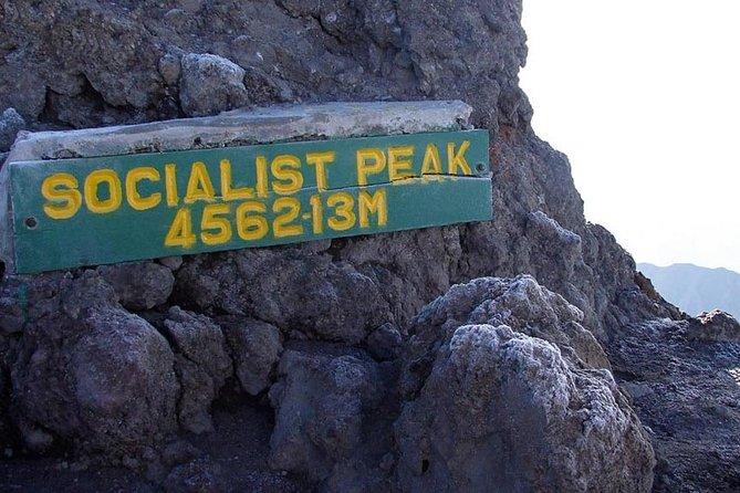 Mt. Meru Climbing 3 Days
