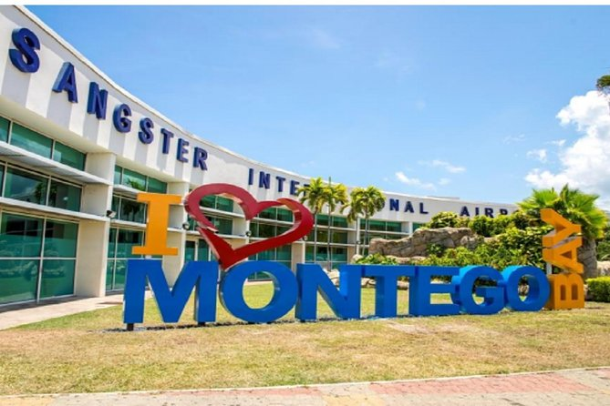 Private Airport Transfer in Montego Bay