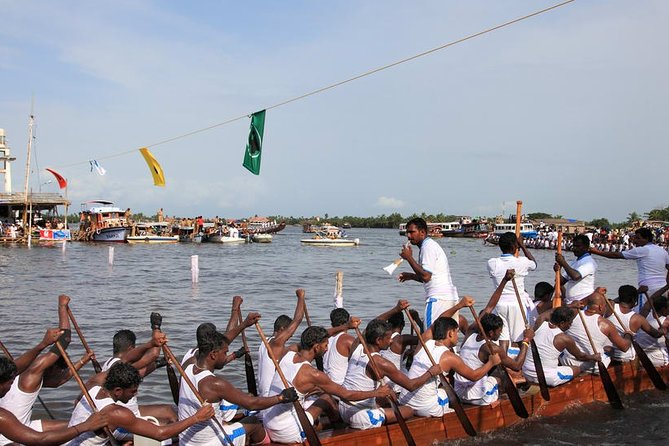 Best of Kerala House Boat and Wildlife Tour