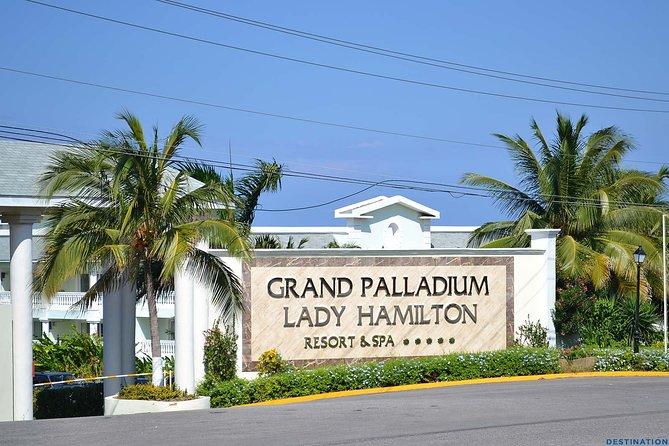 Grand Palladium Private Airport Transfer