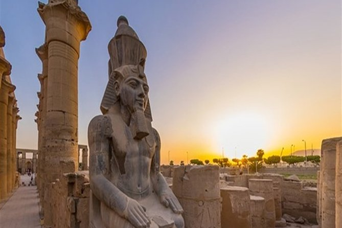 Luxor Private East Bank Including Luxor Temple & Temple of Karnak