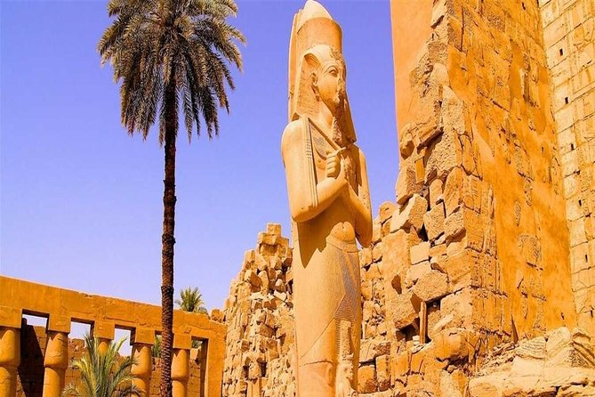Private Day Tour To Luxor West and East Bank from Cairo by Flight