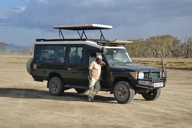 5-Day Maasai Mara and Ol Pejeta Conservancy Guided Safari
