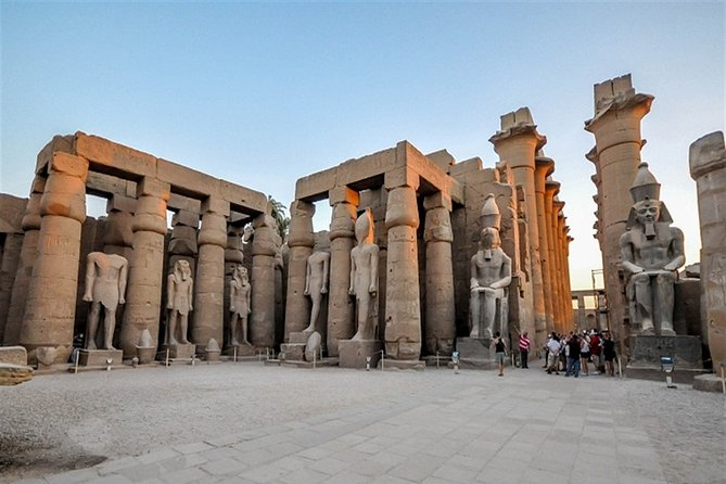 Private 2-Day Tour of East and West Banks of Luxor