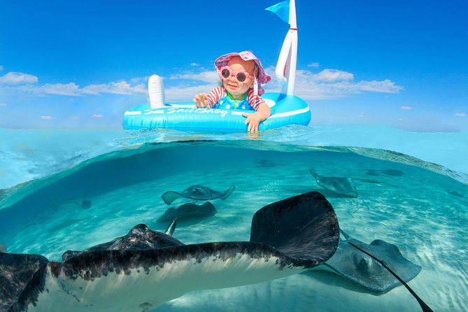 Private Stingray City and Snorkeling Charter in Cayman Islands