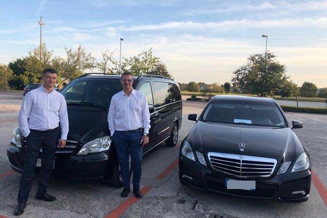 Boynton Beach to Miami Airport (MIA) - Departure Private Transfer
