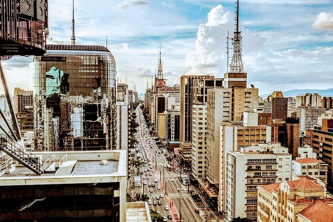 Hidden Gems of São Paulo, Brazil - Private Tour Experience with Pick Up
