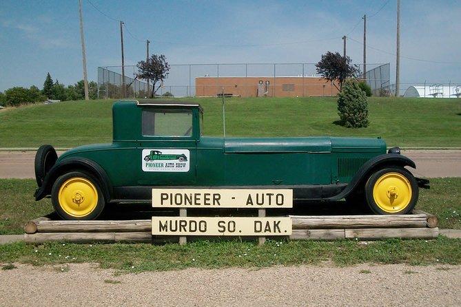 Pioneer Auto Museum Admission Ticket