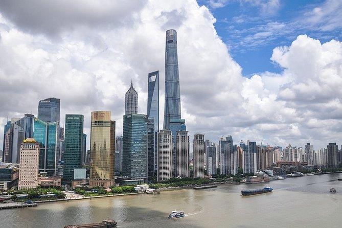 Shanghai by Yourself with English Chauffeur by Sedan or Minivan