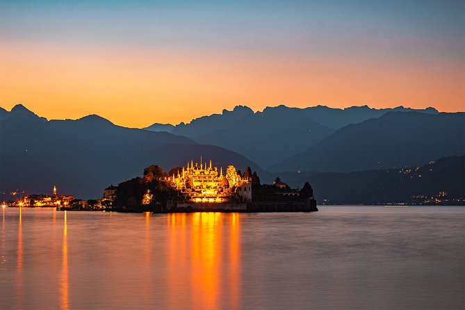 Stresa: Lake Maggiore and Borromean Islands Sunset Cruise