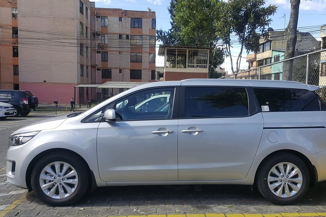 Private Transfer from Cuenca to Guayaquil.