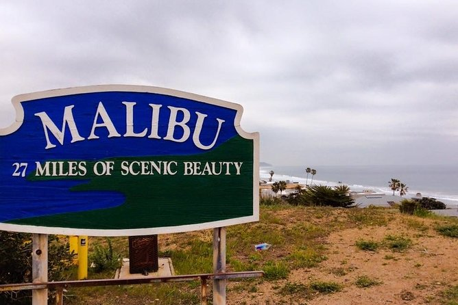 Los Angeles Private Transfer To Malibu or Pacific Palisades.