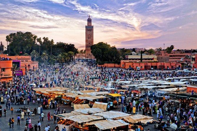 1 day Marrakech excursion leaving from Agadir