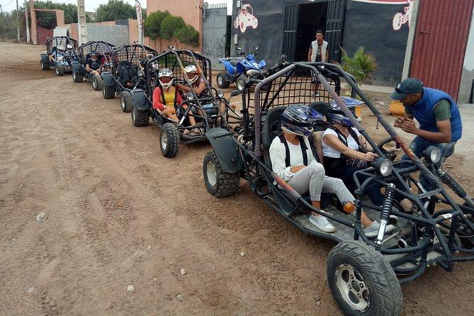 Half-day buggy