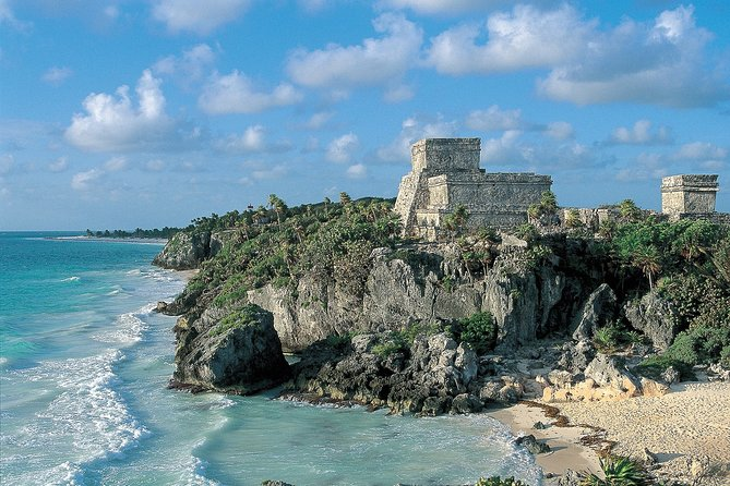 Complete tour to Tulum, Coba plus a Cenote from Cancun