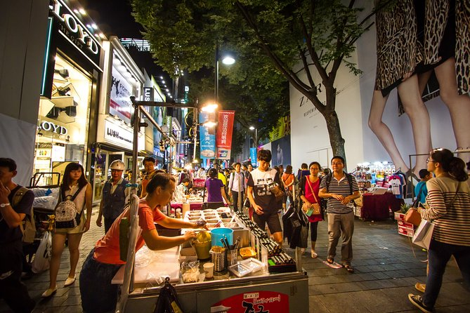 Full-Day Private Guided Cultural Food Tour of Seoul with Lunch