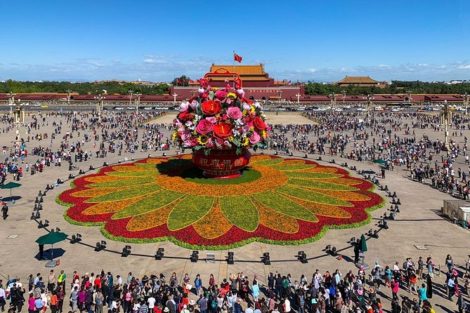 4-Day Private Cultural Tour of Beijing and Xi'an from Xiamen