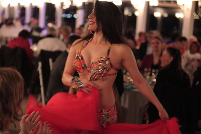 Dinner Cruise in Cairo with Belly-dance and Egyptian Folklore