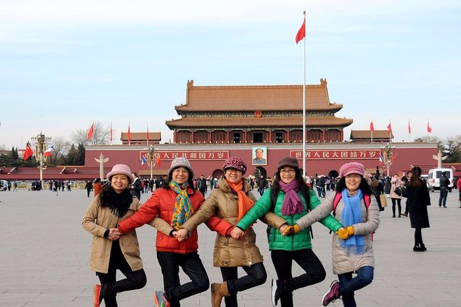4-Day Private Cultural Tour of Beijing and Xi'an from Jinan