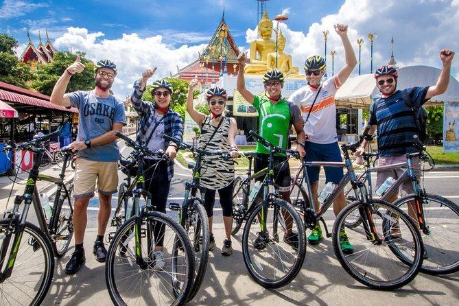 4-Hour Bike Tour through Bangkok's Hidden Oasis