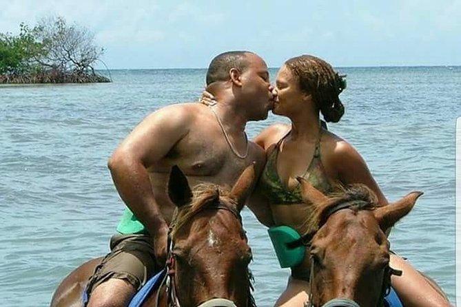 Horseback Ride N Swim & River Tubing From Ocho Rios, Montego Bay & Negril