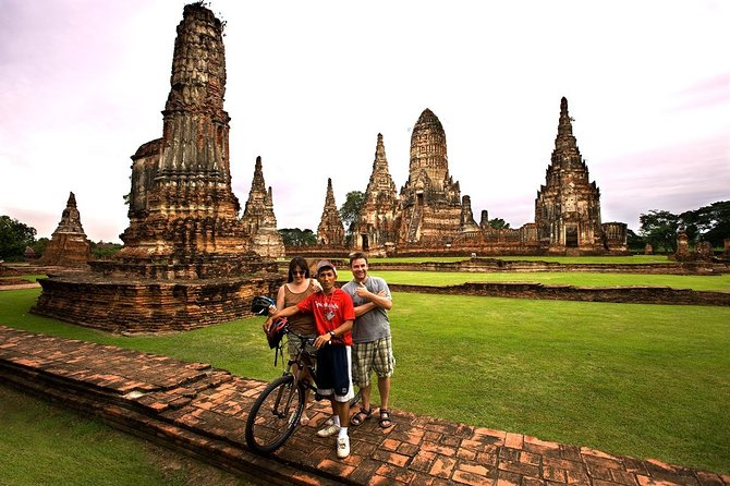 Bike Historic Ayutthaya : Cycling Through the Ancient City of Ayutthaya