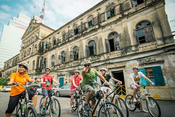 Bike Historic Bangkok Tours : Cycling Through the Old City of Bangkok