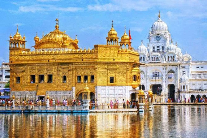 Private Himachal Tour Package With Golden Temple From Delhi