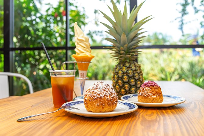 [Up to 110 yen discount] Nago Pineapple Park admission coupon (with popular sweet