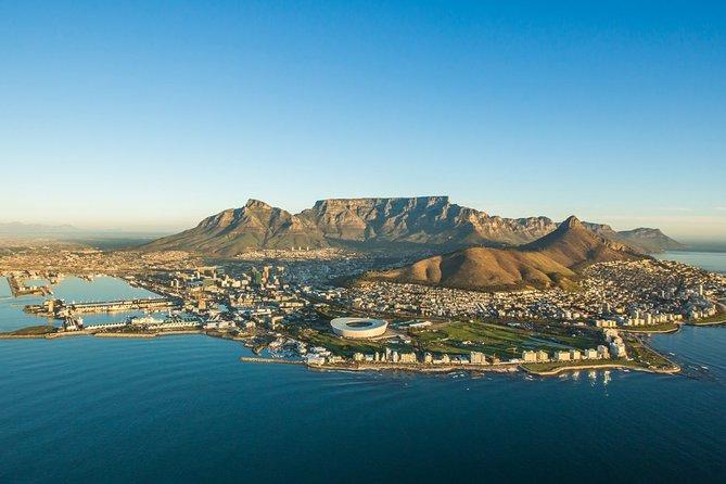 Cape Town Golf Tour & Wines